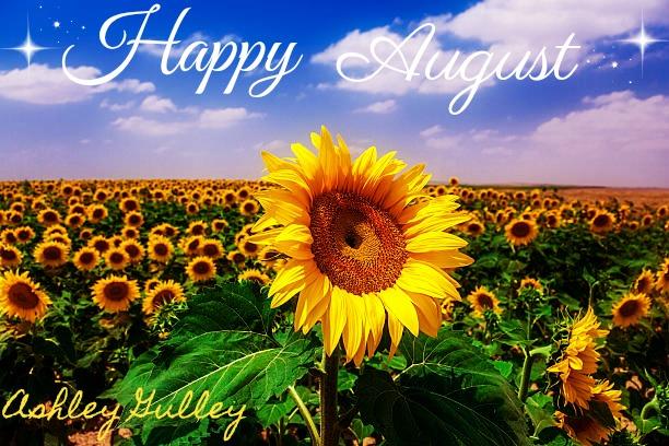 happy august-2
